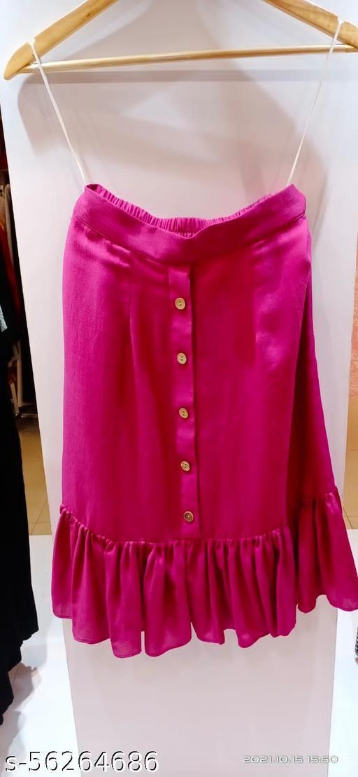 The Evaa- Panya (Pink Skirt)