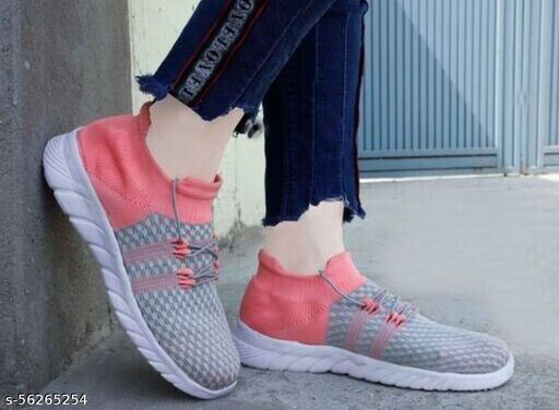 Trendy Girls Stylish Casual Shoes
