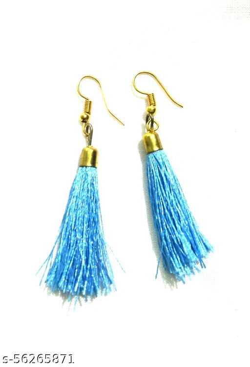 Earing For Kids Silk thread
