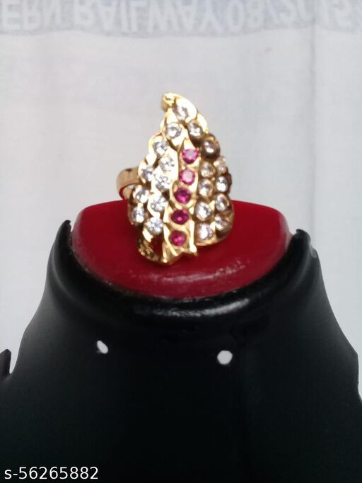 small patta impon ring