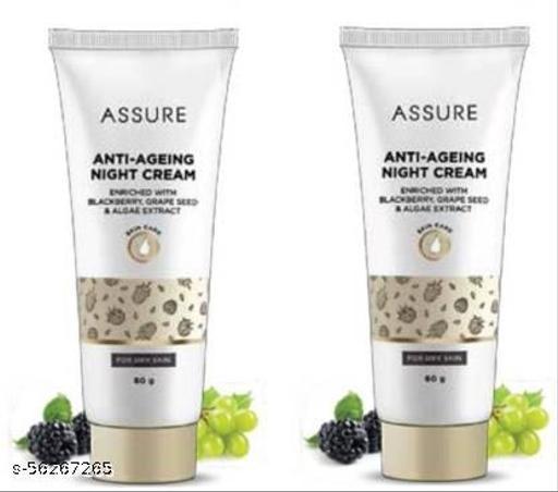 Assure Anti Ageing Night Cream  (120 g)