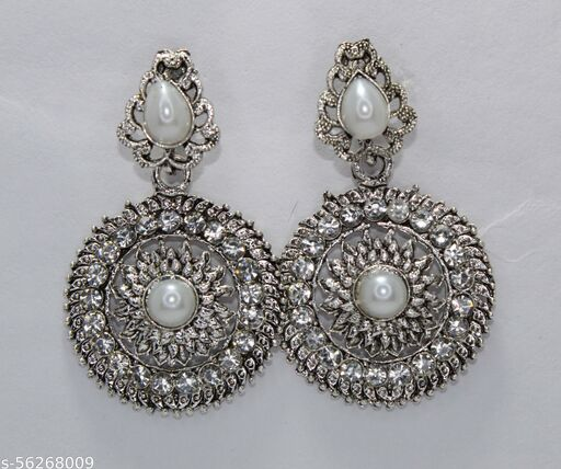 Trendy Stylish Jhumki Earrings For Women and Girls