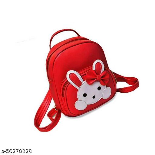 Red color Trendy and Stylish Handbag for Girls for Teachers / College / Fund / Study / Office use