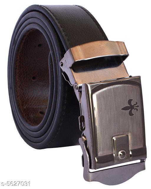 Fancy Unique Men Belt