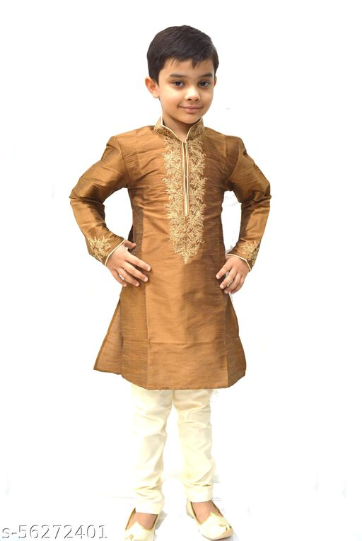 Agile Trendy Kids Boys Kurta Sets