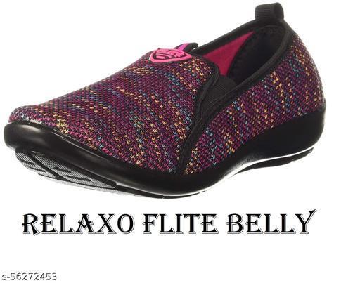 Relaxo Flite Women's Pub034l Ballet Bellies