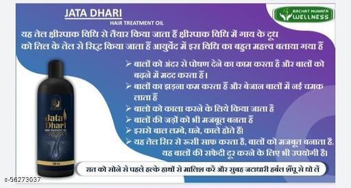 jatha dhari hair oil