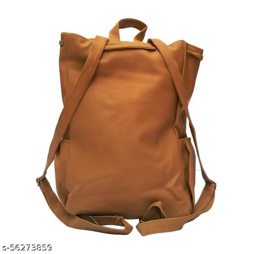Brown color Trendy and Stylish Handbag for Girls for Teachers / College / Fund / Study / Office use