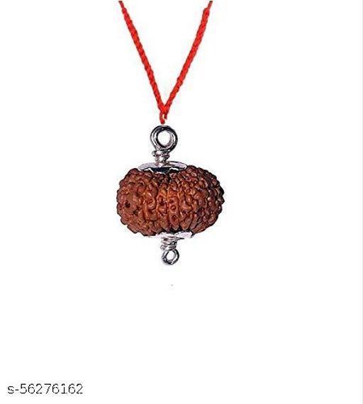 19 Mukhi Rudraksha Beads Original nineteen Faces Rudraksha Astrological Purpose Beads Wood Pendent.