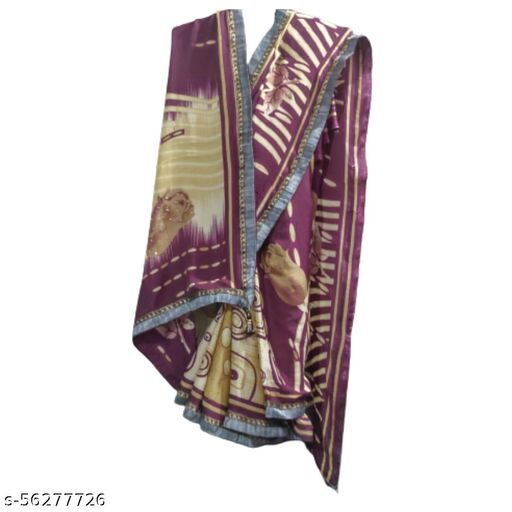 Saree for party wear.