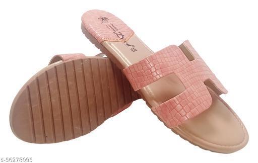 Diva Latest Flat Fashionable comfortable  Slipper /slide
