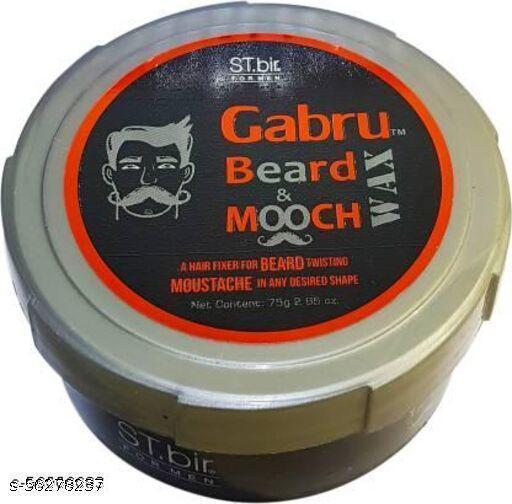 BIR Gabru Beard & Mooch Hair Styling Wax