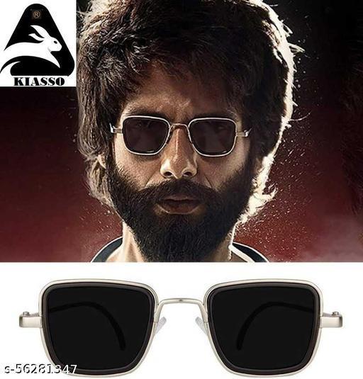 KIASSO KABIR SINGH STYLEUV Protection Wayfarer Sunglasses