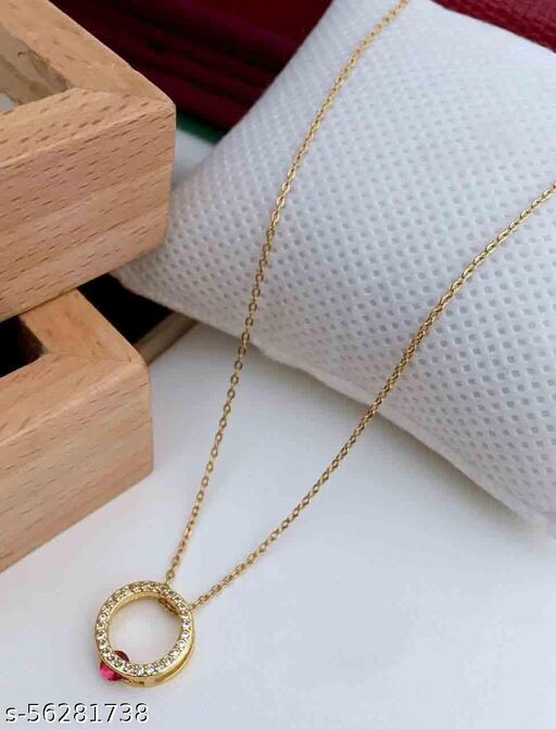 Fancy Chain With Pendal