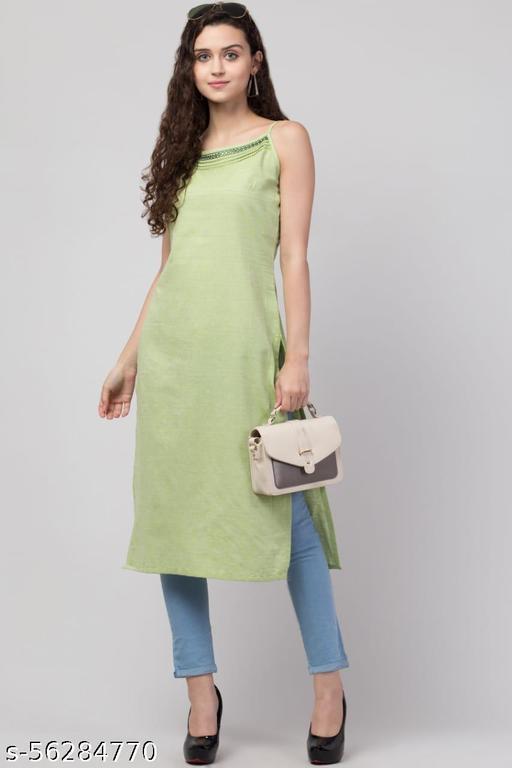 Embellished kurti