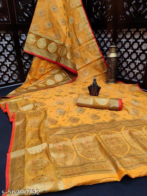 Exclusive designer banarasi kanjeevaram silk saree