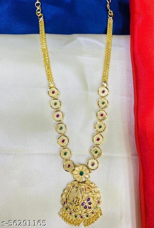 Mogappu floral necklace