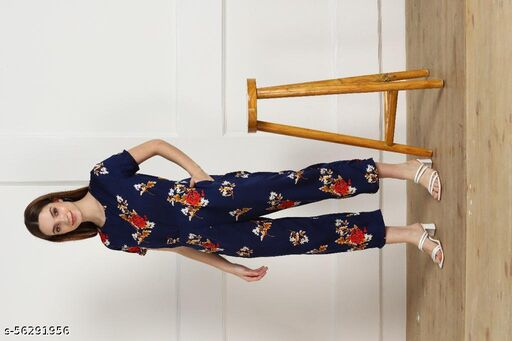 Trendy Glamorous Women Jumpsuits