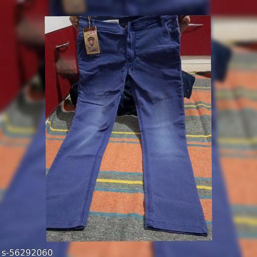 Men's branded jeans