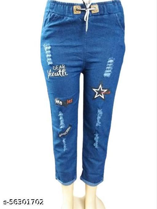 Ravishing Latest Women & girls jeans