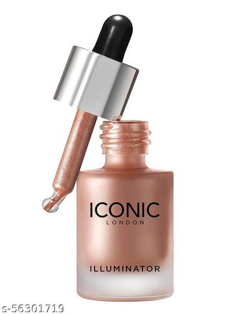 Professional New Demanded Illuminator Skin Glow Iconic Highlighter (Glow)