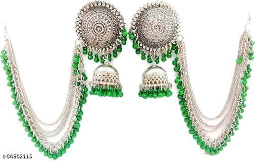 Trendy Earrings & Studs