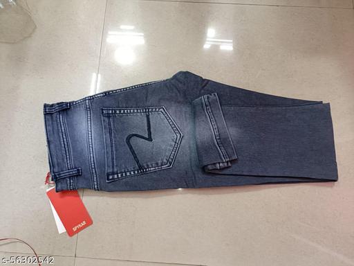 Spykar Men's Boyfriend Slim Jeans
