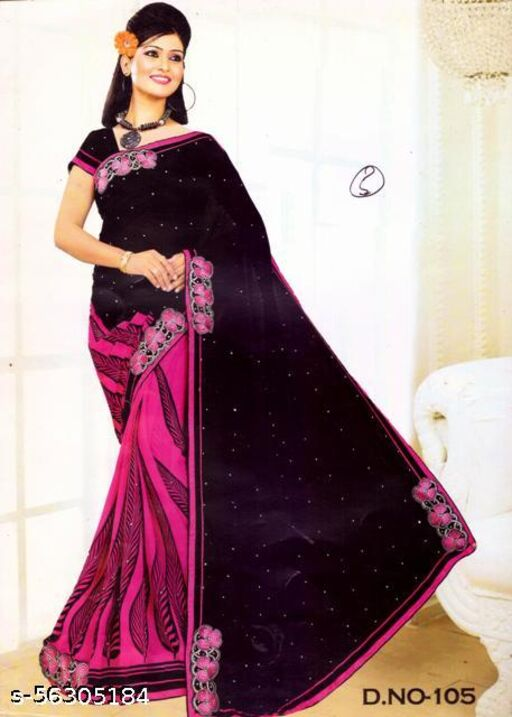 New Baby Doll Labela Fashion Forever Saree For Women