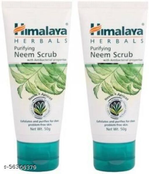 Himalaya neem scrub 50gmX2