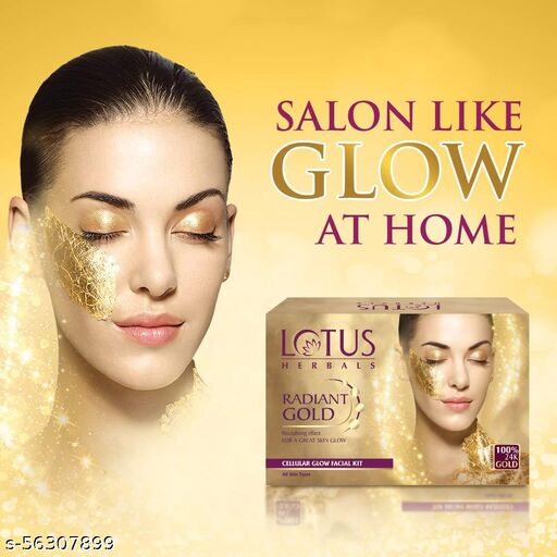 Radiant Gold Facial Kit