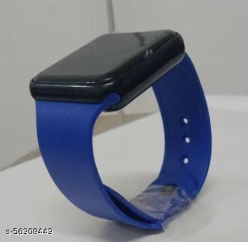 s/4-blue-black Smart Watches