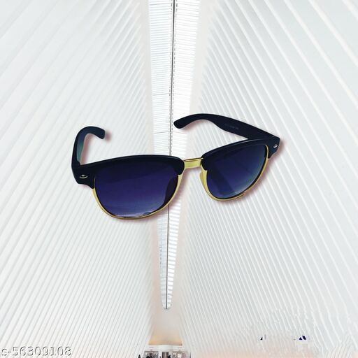 VERSATILE SUNGLASSES FOR MEN ULTIMATE FASHIONABLE DURABLE STYLIST WITH ROYAL FEELINGS CLUBMASTER NO 1 IN THE WORLD