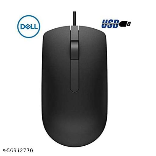 Dell 116 Wire Mouse