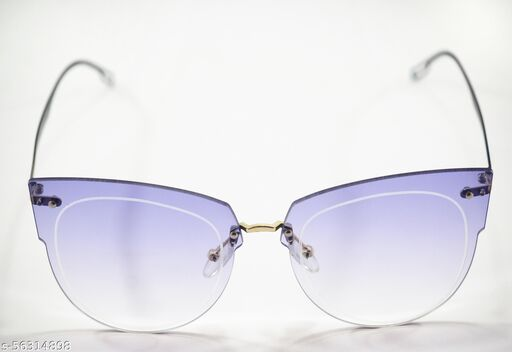 new stylish unique cat eye sunglass for girls and women
