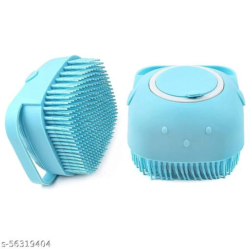 ody Bath Brush, Silicone Soft Cleaning brushes
