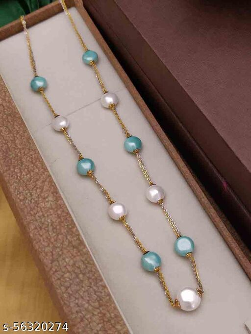 Chain With Beautiful Pearl