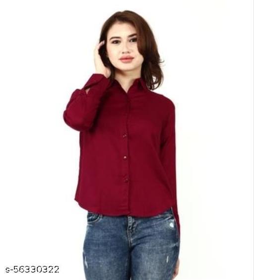 Syolo Women Casual Trendy Shirt