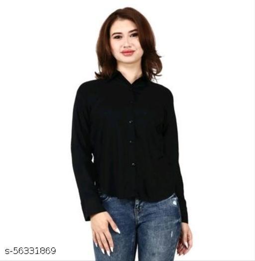 Cozami Women Trendy Long sleeves Shirt