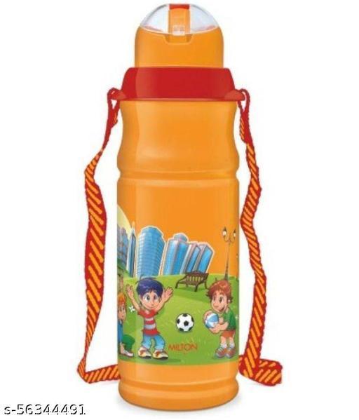 Kool Floric 500 Water Bottle Sipper (Multicolor, 500ml)