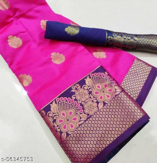 Laxmi Trendy Silk Saree