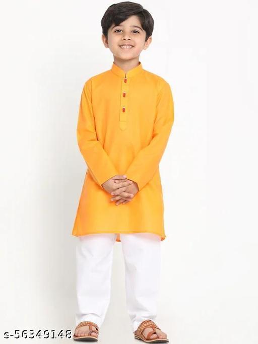 Ethnic Kid's Boy's Kurta Sets