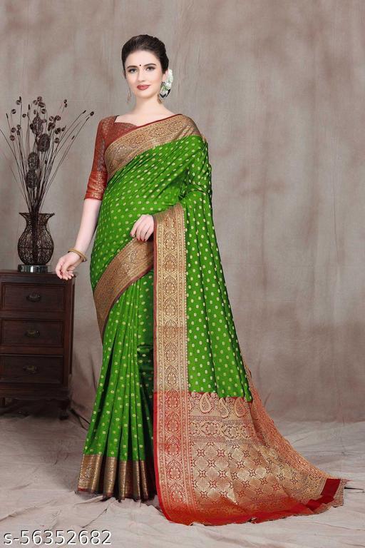Sarvadeep Fashion Heavy Designer Silk jaquard Saree