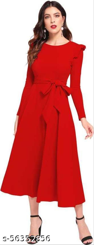 RA Fashion crepe anarkali Dresses