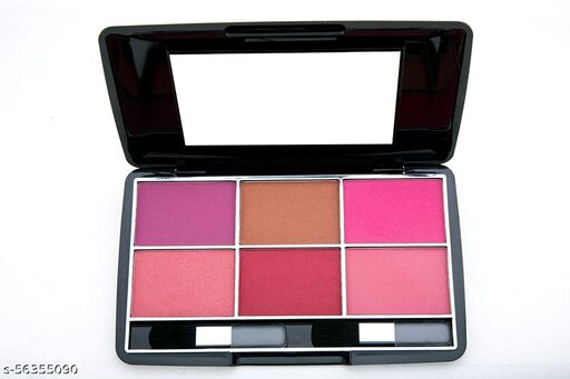 Miss Claire Blusher Kit 3660-B- 1, Multicolor, 24 g