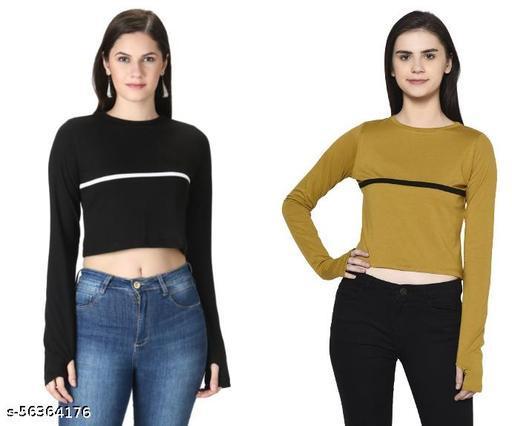 Fancy Designer Women Tops & Tunics
