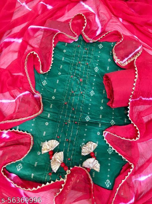 Myra Superior Semi-Stitched Suits