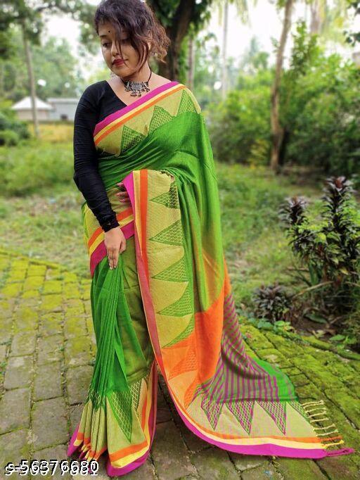 Banita Traditional Cotton Saree