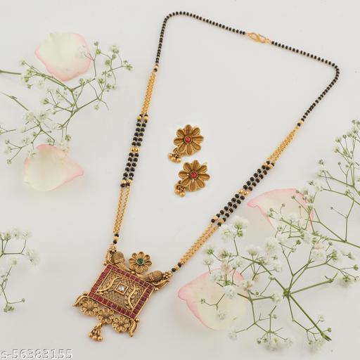 Gold-plated Jewel Set (m157)