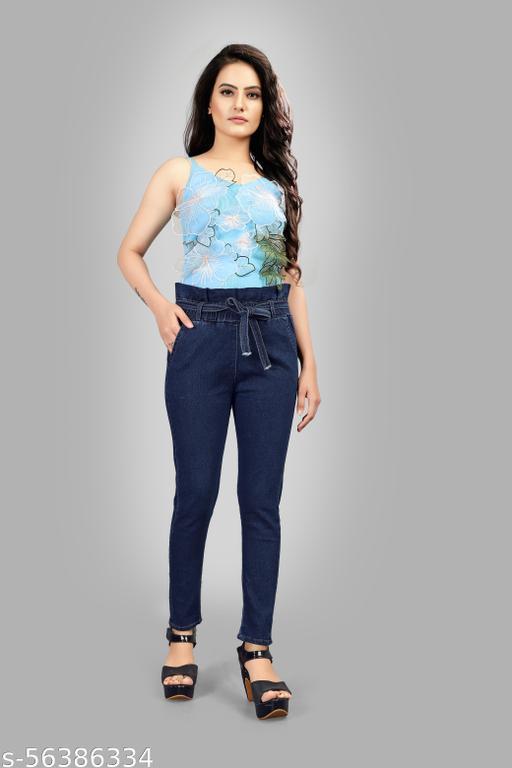 KAMP BROTHERS denim comfort jeans for girls