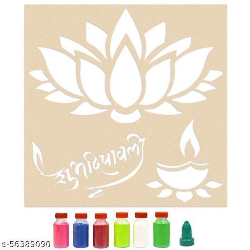Useful Rangoli & Festive Stickers